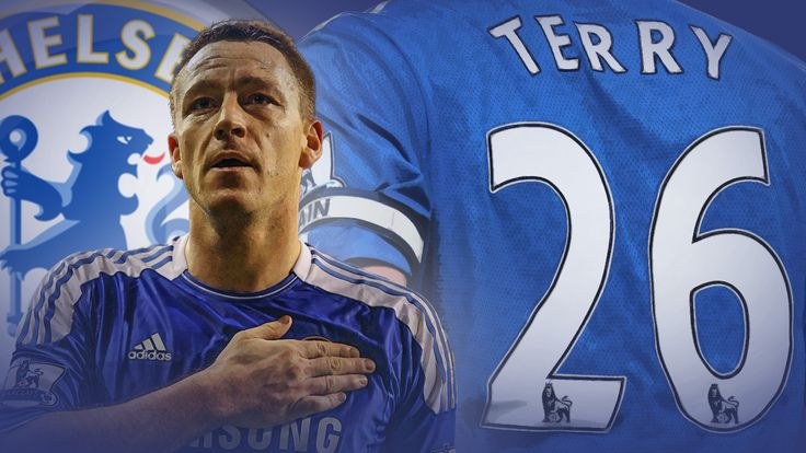 John Terry leaves Chelsea after a hugely successful Premier League career at Stamford Bridge