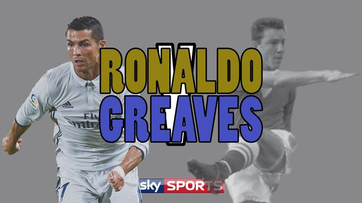 Ronaldo v Greaves