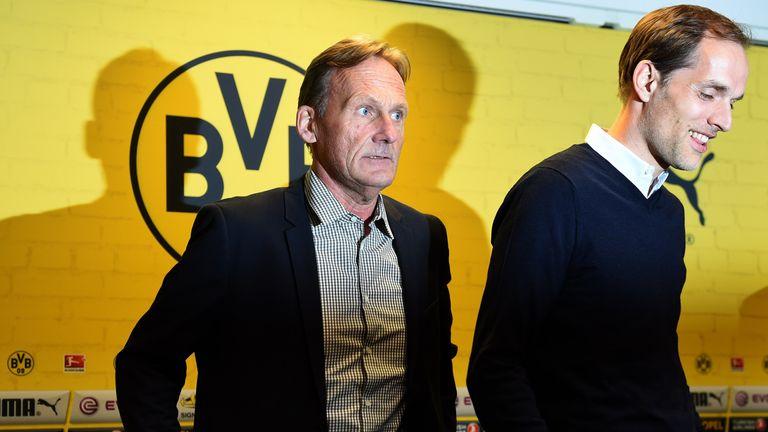 Hans-Joachim Watzke und Thomas Tuchel have had their differences, according to German press