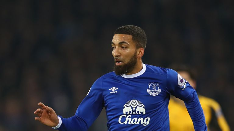 Everton winger Aaron Lennon is currently being treated for a stress-related illness