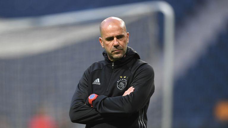 Ajax boss Peter Bosz says Europa League final will not be the same