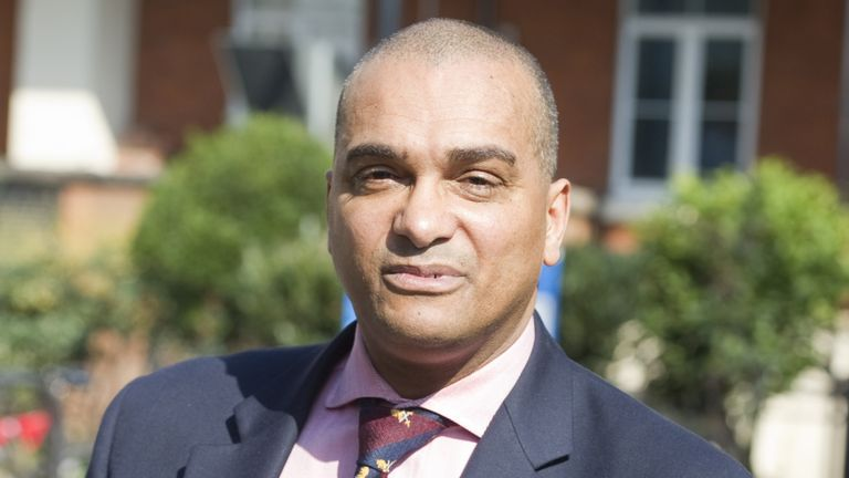 Bobby Barnes is the first BAME candidate to be presented to the UEFA disciplinary committee