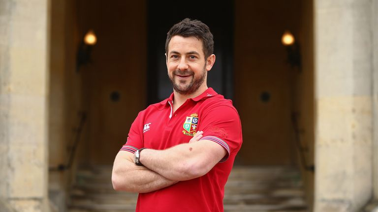 Scotland's Greig Laidlaw is determined to make the most of his Lions opportunity