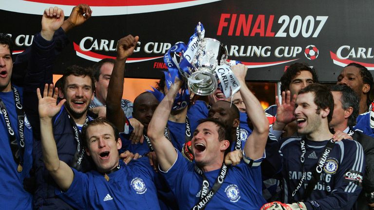 Image result for chelsea league cup