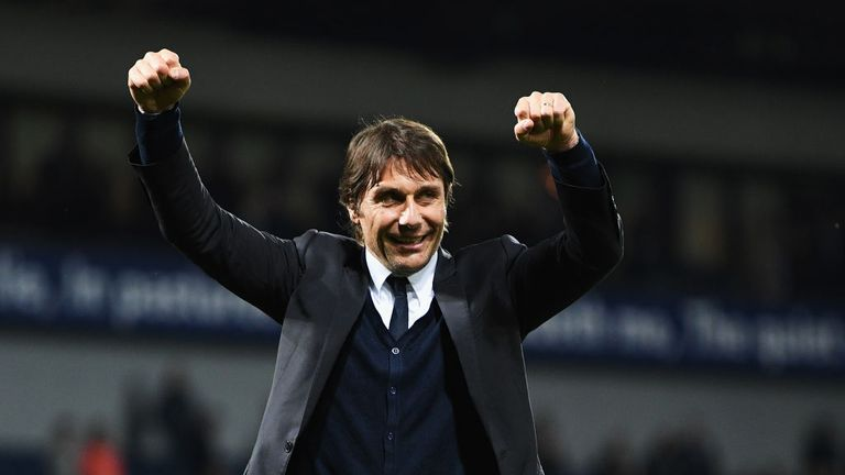 Antonio Conte can build a dynasty at Chelsea, according to Frank Lampard