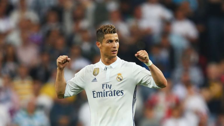 "Cristiano Ronaldo says Real are ""phenomenal"" at the moment"