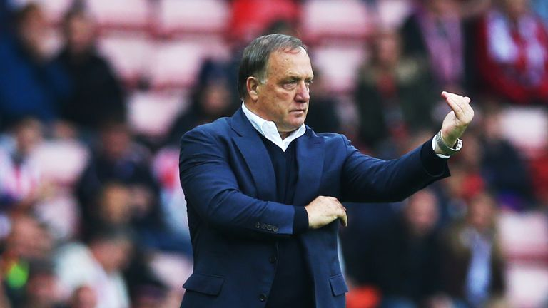 Dick Advocaat will manage Netherlands for a third time