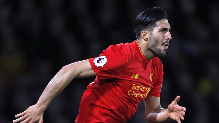 Emre Can remains a target for Juventus, according to the Italian media