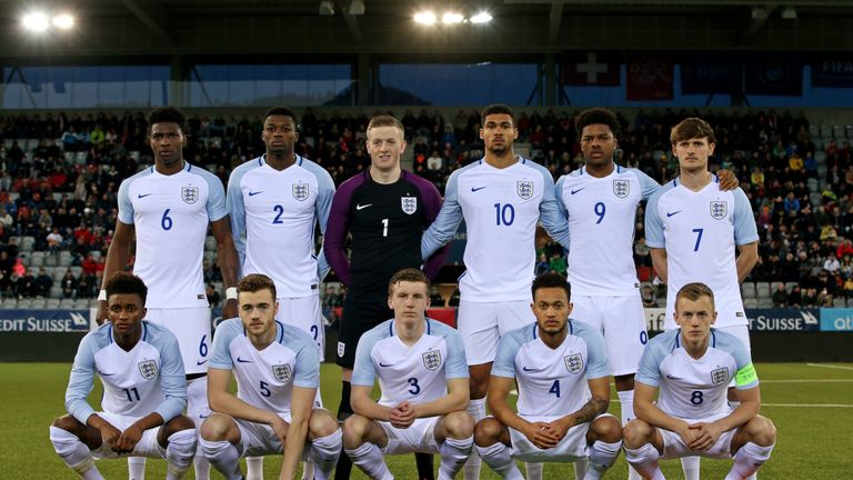 England U21s - including  Demarai Gray and Jordan Pickford - will be in action live on Sky Sports this summer