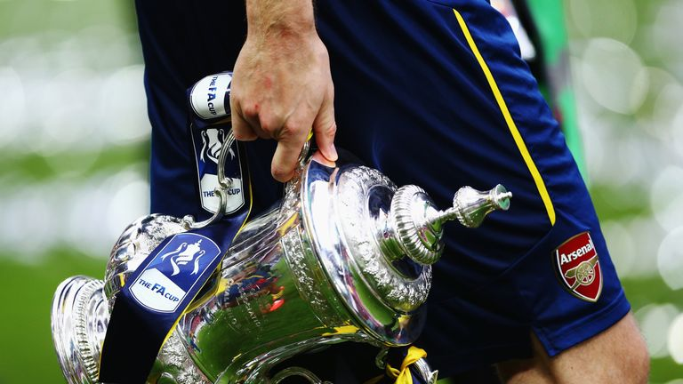 Arsenal and Chelsea will fight for the FA Cup trophy this Saturday at Wembley