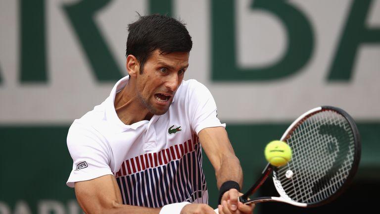 French Open 2017 Defending Champion Novak Djokovic And Rafael Nadal Both Advance Tennis News Sky Sports