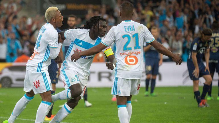 Bafetimbi Gomis' winner secured Marseille's spot in next season's Europa League