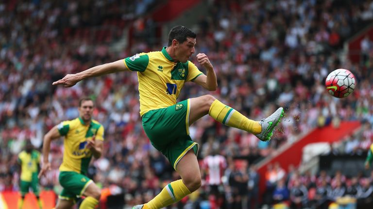 Graham Dorrans signed for Norwich City two years ago