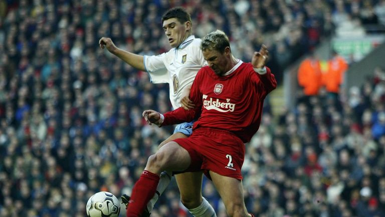 Stephane Henchoz spent six years with Liverpool
