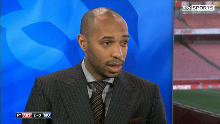 Thierry Henry asked why Mourinho's methods caused such a stir