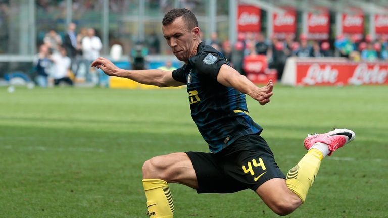 Chelsea and Manchester United are both interested in buying Ivan Perisic from Inter