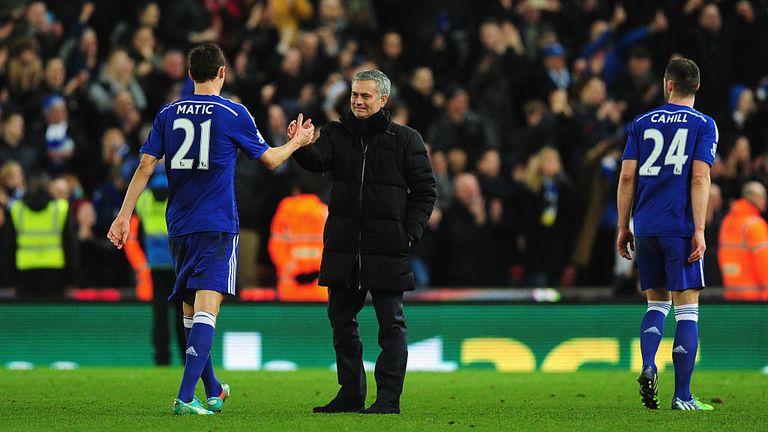 Jose Mourinho reportedly wants Nemanja Matic at Manchester United next season