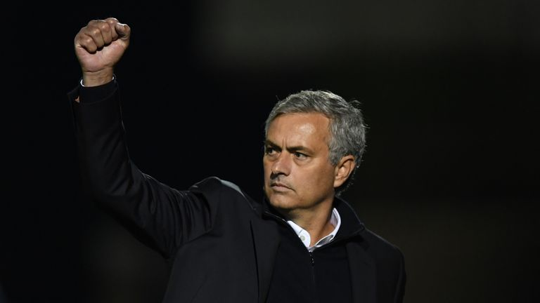 Jose Mourinho says the Europa League has taken on greater significance