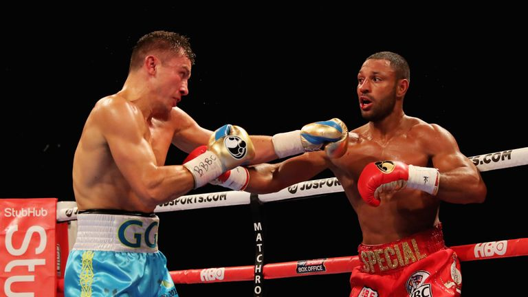 Kell Brook feels he showed that Gennady Golovkin is not unbeatable