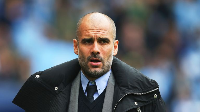 Pep Guardiola is looking to bolster his defensive options this summer