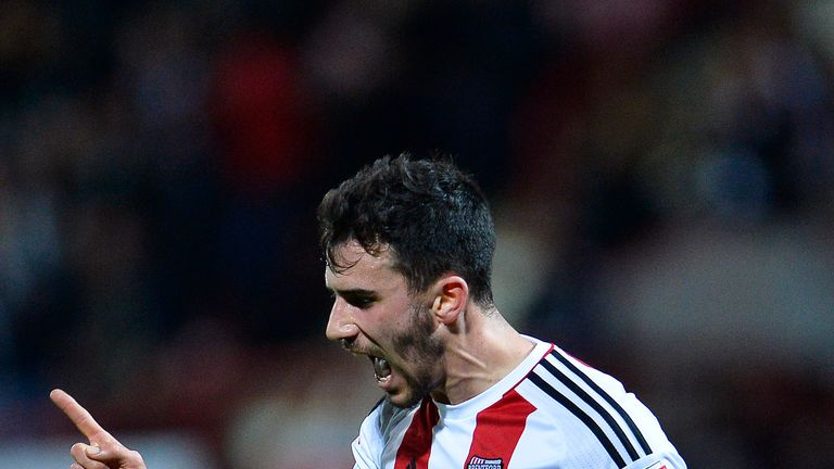 Maxime Colin says he turned down a contract offer from Brentford