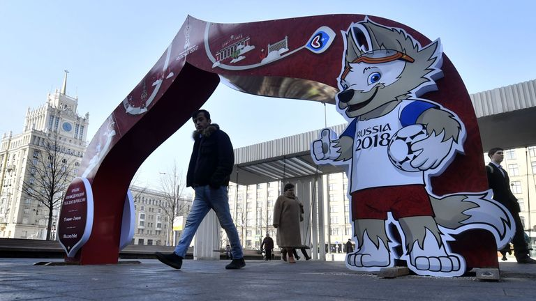 The Confederations Cup takes place in Russia from June 17 to July 2