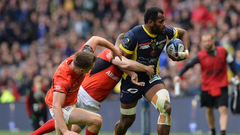 The Champions Cup 2017 finalists Saracens and Clermont meet again in Pool 2