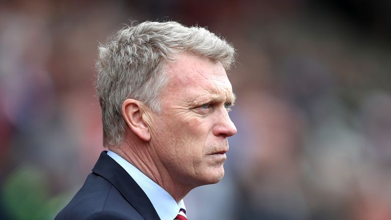David Moyes has not managed since his departure from Sunderland but is a potential replacement