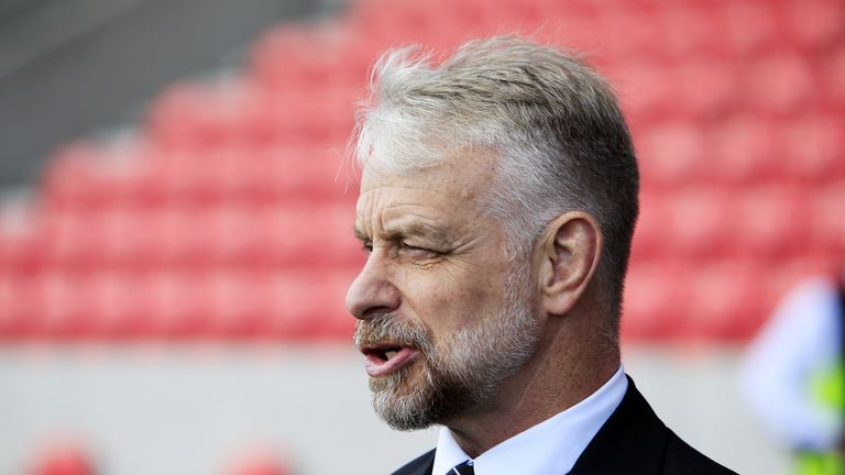 Brian Noble has spent more than 30 years in rugby league