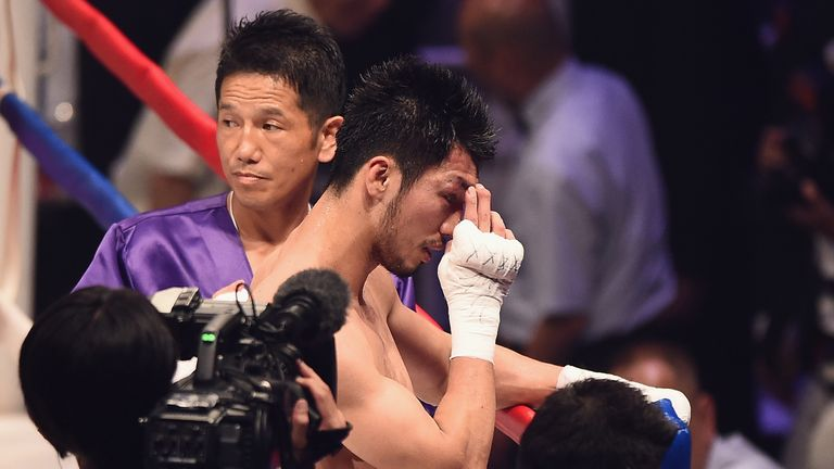 Ryota Murata is Japan's first middleweight world champion