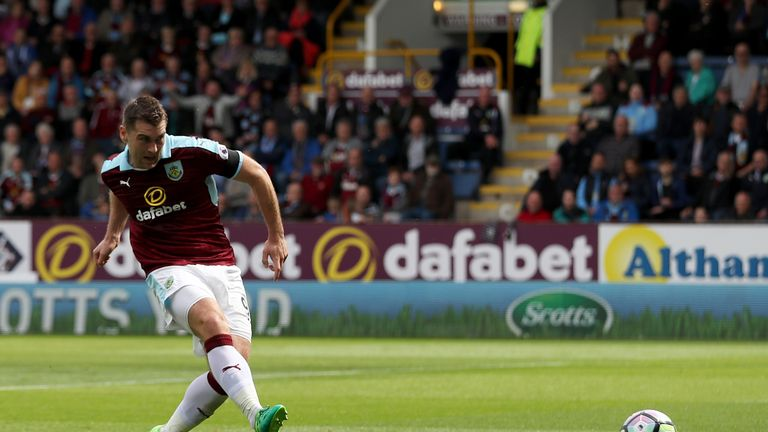 Vokes coolly slotted home to put his side in front