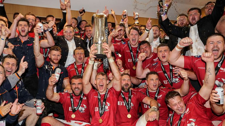 PRO12 champions Scarlets are looking for their first progression from the pool stages since 2006/07