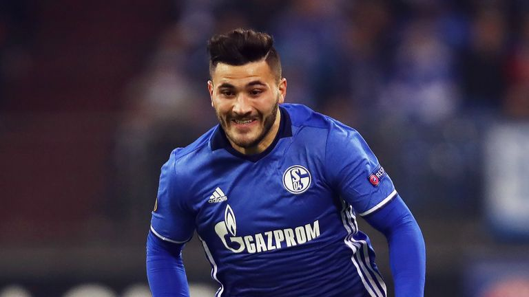 Sead Kolasinac will join Arsenal on July 1