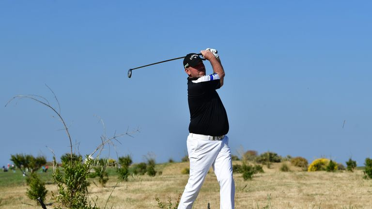 Ryder Cup captain Thomas Bjorn was among those impressed by the Sicily venue