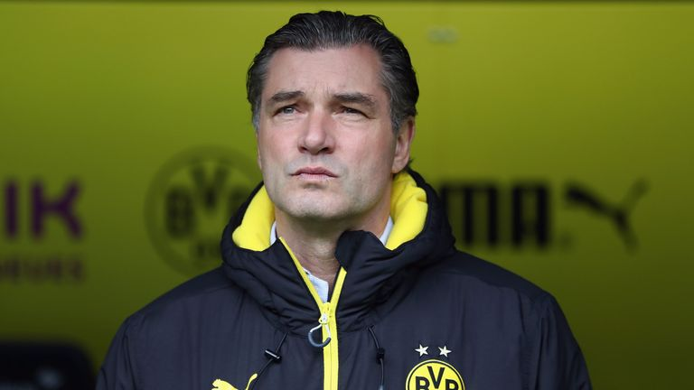 Borussia Dortmund director of football Michael Zorc is reportedly attracting Arsenal's interest