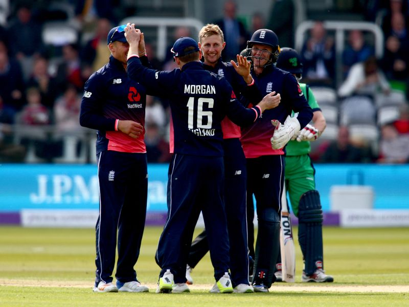Root followed up his successful batting by taking three wickets as England ran out 2-0 winners