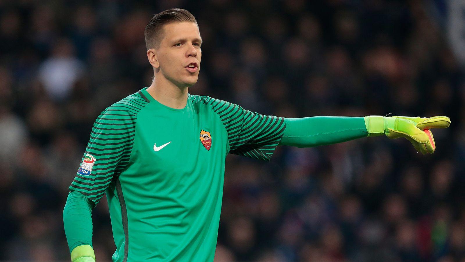 f5fae7268 Wojciech Szczesny wants to stay at Roma