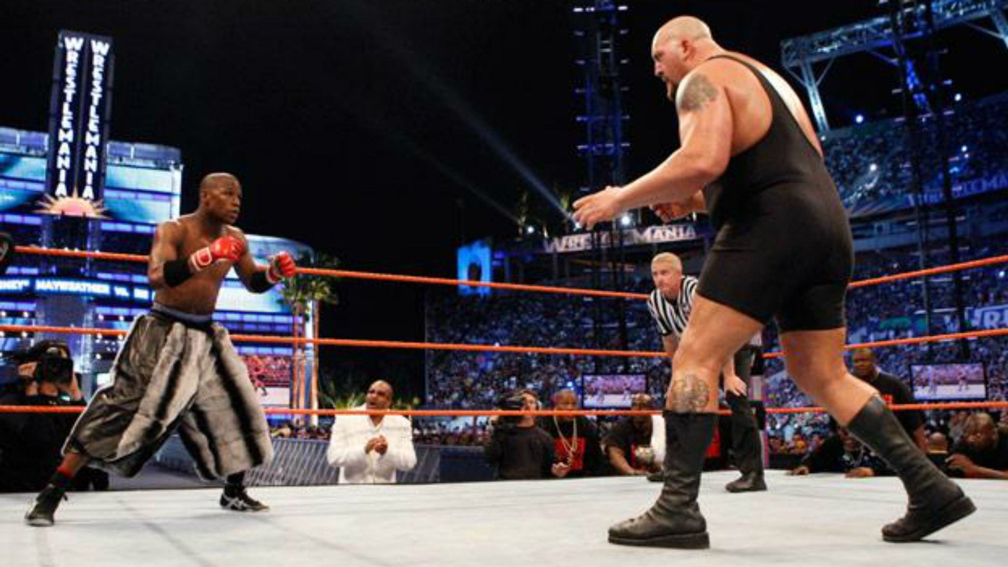 Five great WWE sporting crossovers: Trading sports for sports entertainment
