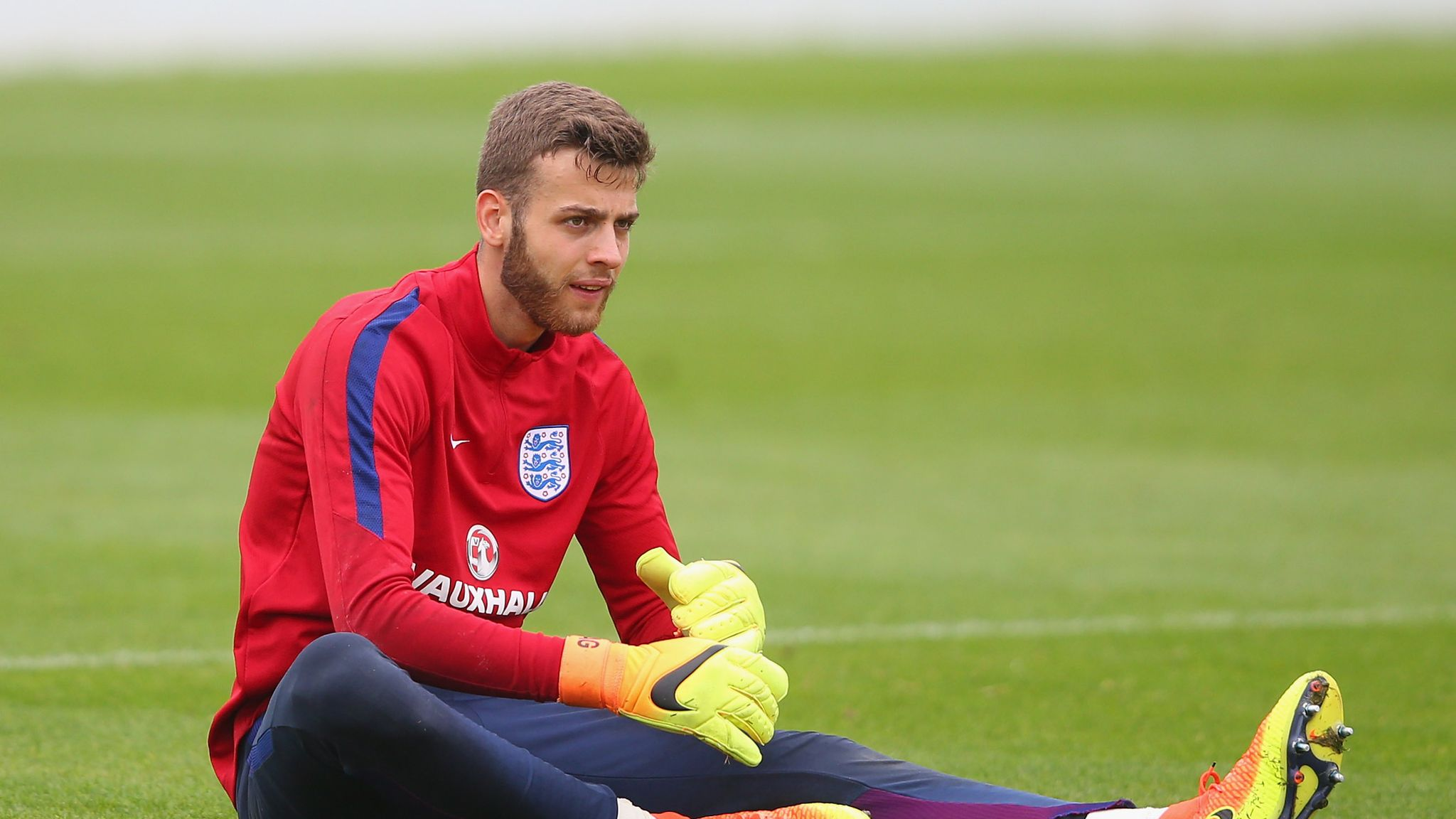 Who is Angus Gunn? All you need to know about the England call-up | Football News | Sky Sports