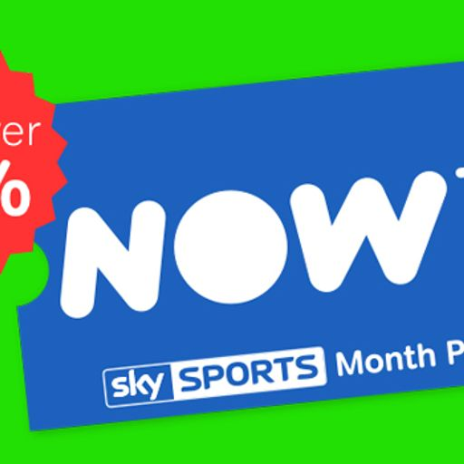 £14.99 Sky Sports Month Pass offer