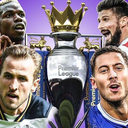 Premier League fixtures 2017/18