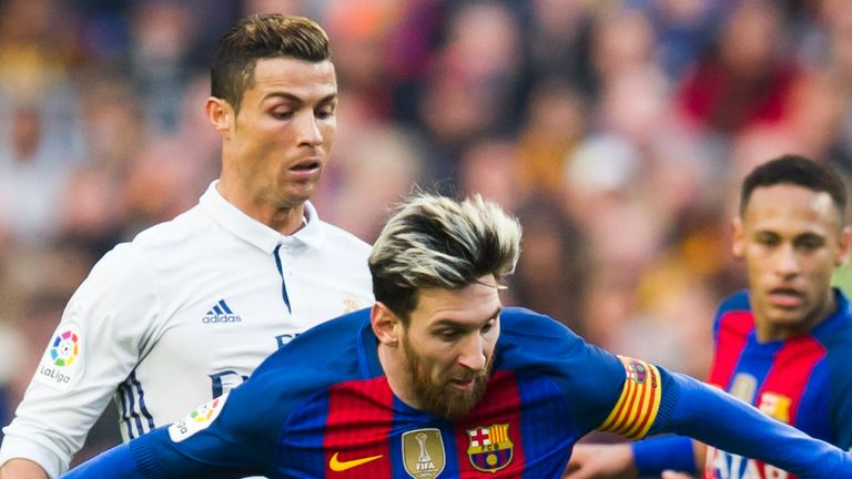 Lionel Messi and Cristiano Ronaldo both impressed for their clubs
