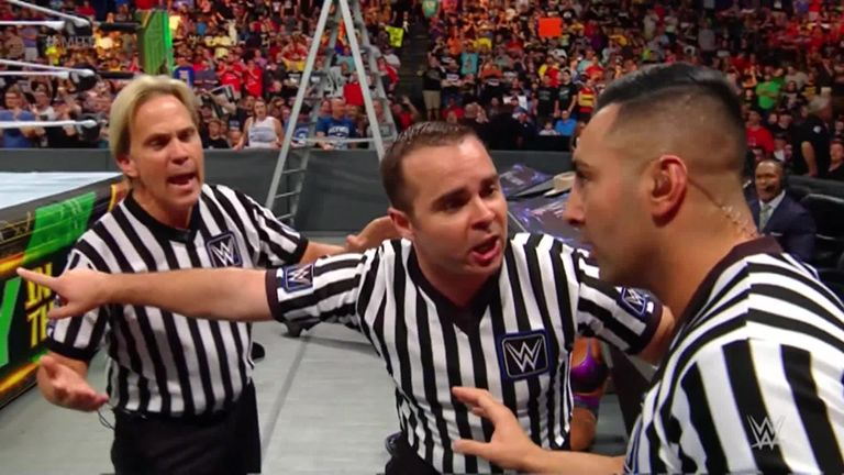 Even match officials were left bemused by the finish of last year's match