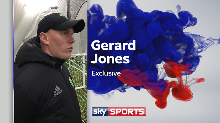 Bristol Rovers coach Gerard Jones has a wealth of coaching experience at 28