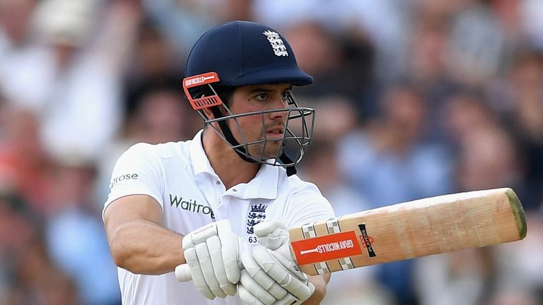 Alastair Cook has struck three County Championship hundreds for Essex this season