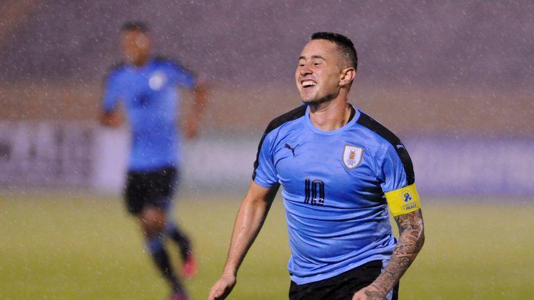 Uruguay's Rodrigo Amaral