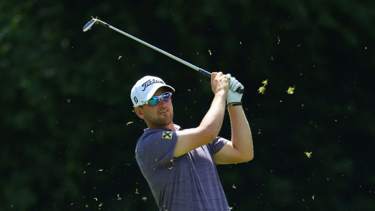 Wiesberger is the highest-ranked player in the field