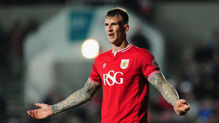 Bristol City's Aden Flint is reportedly of interest to clubs in the Premier League and Championship