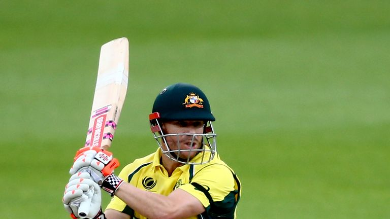David Warner has told Cricket Australia to support the team at the Champions Trophy