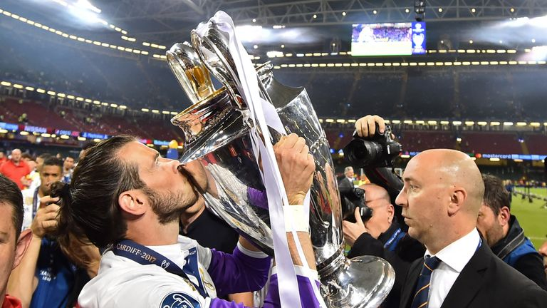 Real Madrid beat Juventus 4-1 in last season's final
